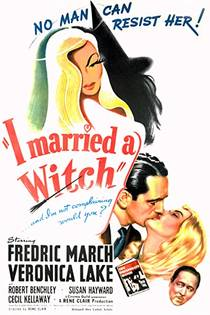 Picture of a movie: I Married A Witch