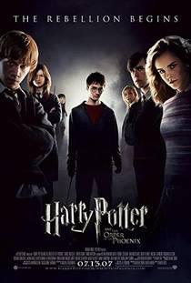 Picture of a movie: Harry Potter And The Order Of The Phoenix