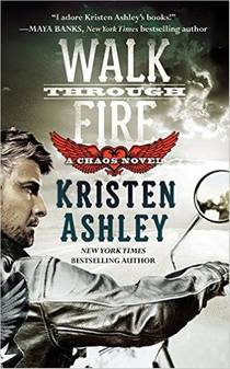 Picture of a book: Walk Through Fire
