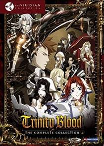 Picture of a TV show: Trinity Blood