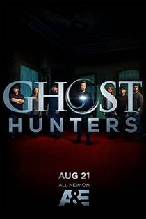 Picture of a TV show: Ghost Hunters