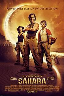 Picture of a movie: Sahara