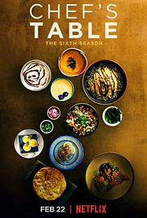 Picture of a TV show: Chef's Table