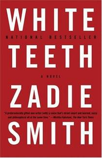 Picture of a book: White Teeth