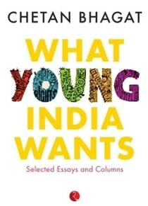 Picture of a book: What Young India Wants