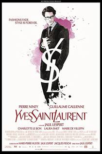 Picture of a movie: Yves Saint Laurent