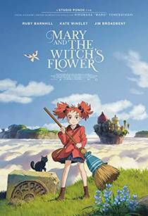 Picture of a movie: Mary And The Witch's Flower