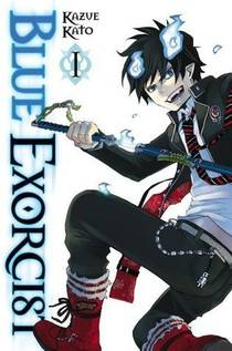 Picture of a book: Blue Exorcist, Vol. 1