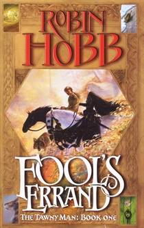 Picture of a book: Fool's Errand