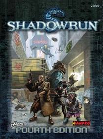 Picture of a book: Shadowrun