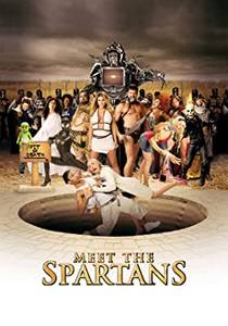 Picture of a movie: Meet The Spartans