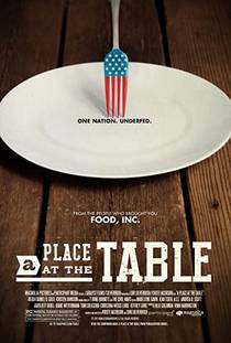 Picture of a movie: A Place At The Table