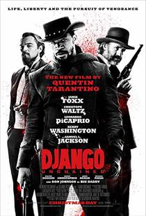 Picture of a movie: Django Unchained