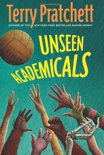 Picture of a book: Unseen Academicals