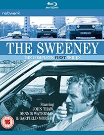 Picture of a TV show: The Sweeney