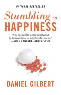 Picture of a book: Stumbling On Happiness