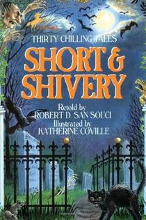 Picture of a book: Short & Shivery: Thirty Chilling Tales