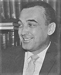 Picture of an author: A.E. Van Vogt