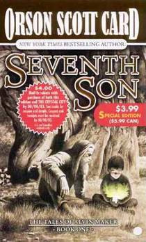 Picture of a book: Seventh Son