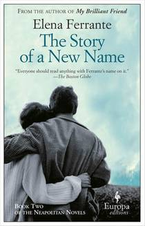 Picture of a book: The Story Of A New Name