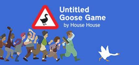 Picture of a game: Untitled Goose Game