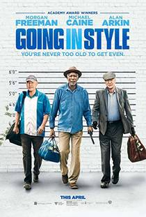 Picture of a movie: Going In Style