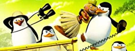 Image of The Penguins Of Madagascar