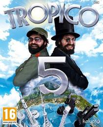 Picture of a game: Tropico 5