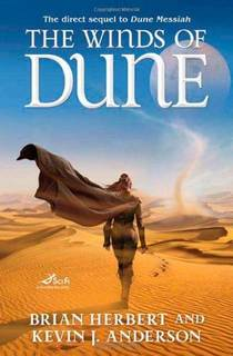 Picture of a book: The Winds Of Dune