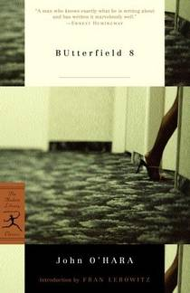 Picture of a book: Butterfield 8