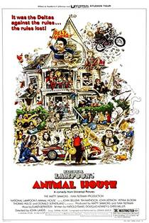 Picture of a movie: National Lampoon's Animal House