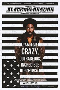 Picture of a movie: Blackkklansman