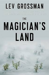 Picture of a book: The Magician's Land