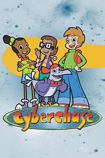 Picture of a TV show: Cyberchase