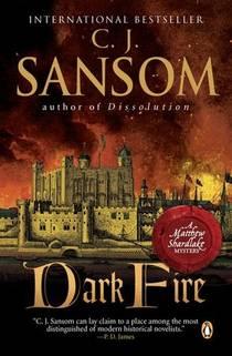 Picture of a book: Dark Fire