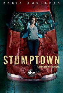Picture of a TV show: Stumptown