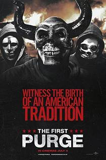Picture of a movie: The First Purge