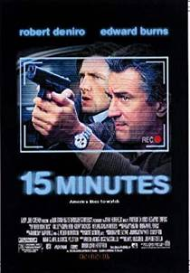 Picture of a movie: 15 Minutes