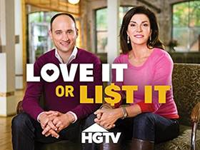 Picture of a TV show: Love It Or List It