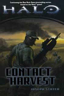 Picture of a book: Halo: Contact Harvest