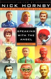 Picture of a book: Speaking With The Angel