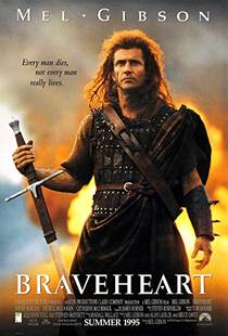 Picture of a movie: Braveheart