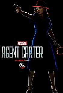 Picture of a TV show: Agent Carter