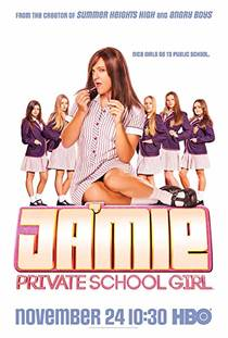 Picture of a TV show: Ja'mie: Private School Girl