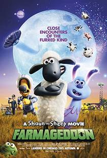 Picture of a movie: A Shaun The Sheep Movie: Farmageddon