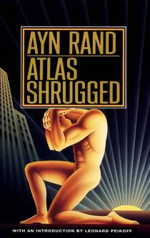 Picture of a book: Atlas Shrugged