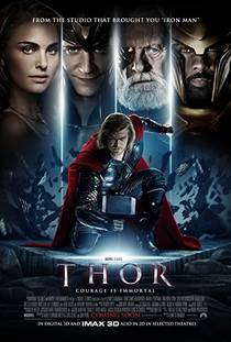 Picture of a movie: Thor