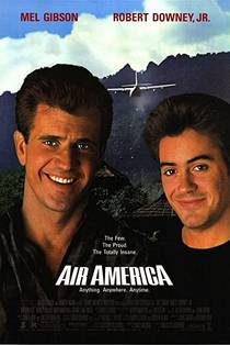 Picture of a movie: Air America