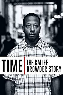 Picture of a TV show: Time: The Kalief Browder Story