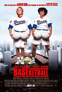 Picture of a movie: Baseketball